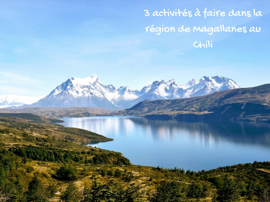 Les Paysages De La Patagonie