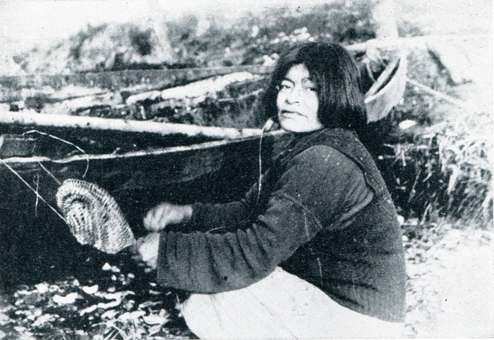 Le peuple Kaweshqar Photo : http://chileprecolombino.cl/