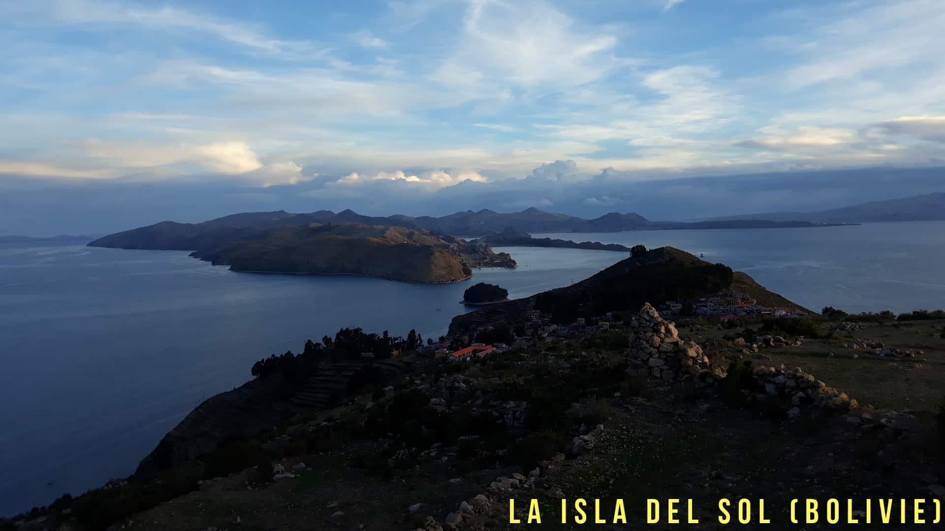 Ile Du Soleil, Bolivie