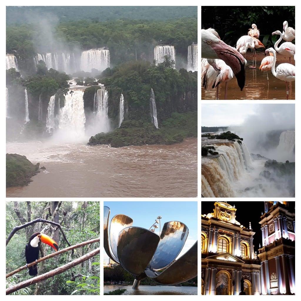 Souvenirs Chutes Iguazu Photo : Anne et Christophe pour Espaces Andins