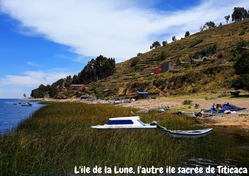 L'ile De La Lune, Lac Titicaca, Bolivie. Photo : Espaces Andins