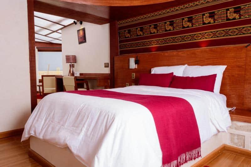 Hotel Palacio del Sal, Uyuni, Bolivie Photo : Hotel Palacio del Sal