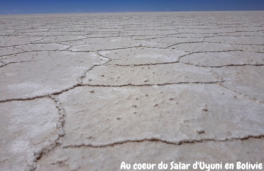 Salar D'Uyuni Voyage Bolivie