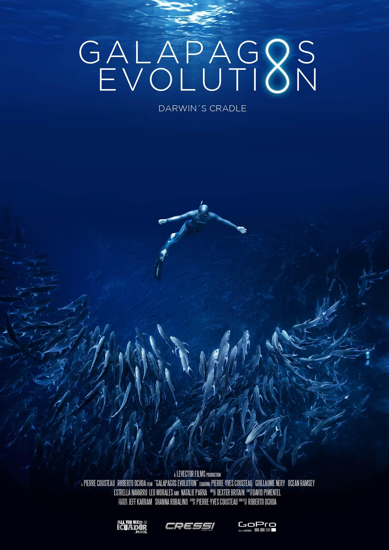 Galapagos Evolution, Plongée Au Coeur Des Iles Enchantées
