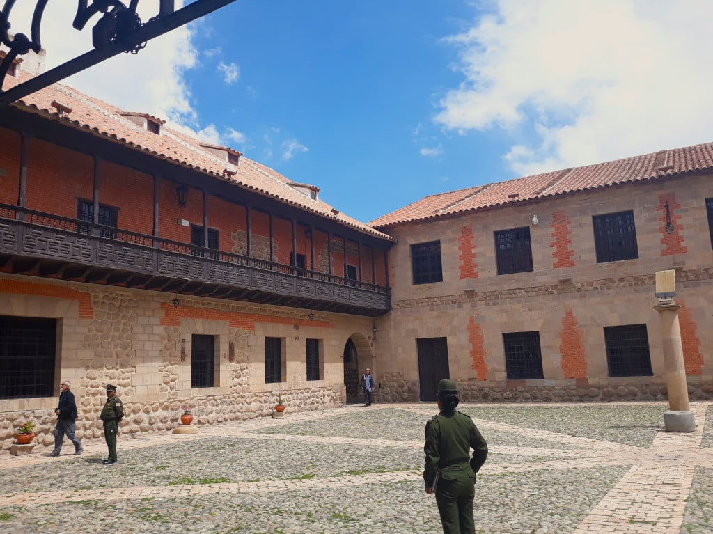 La casa de la Moneda, à Potosi, Bolivie // Photo : Espaces Andins