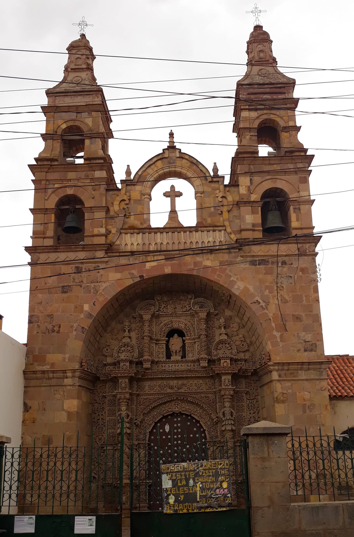 Eglise De Potosi, Voyage Bolivie