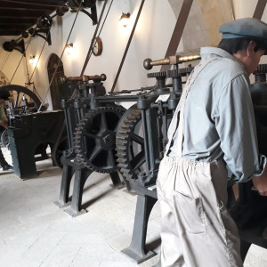 Salle Des Machines, Casa De La Moneda, Potosi, Bolivie // Photo : Espaces Andins