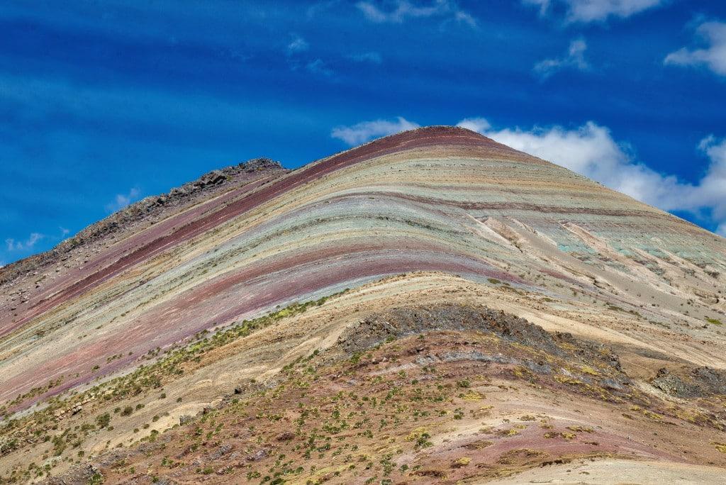 La montagne arc-en-ciel de Palccoyo