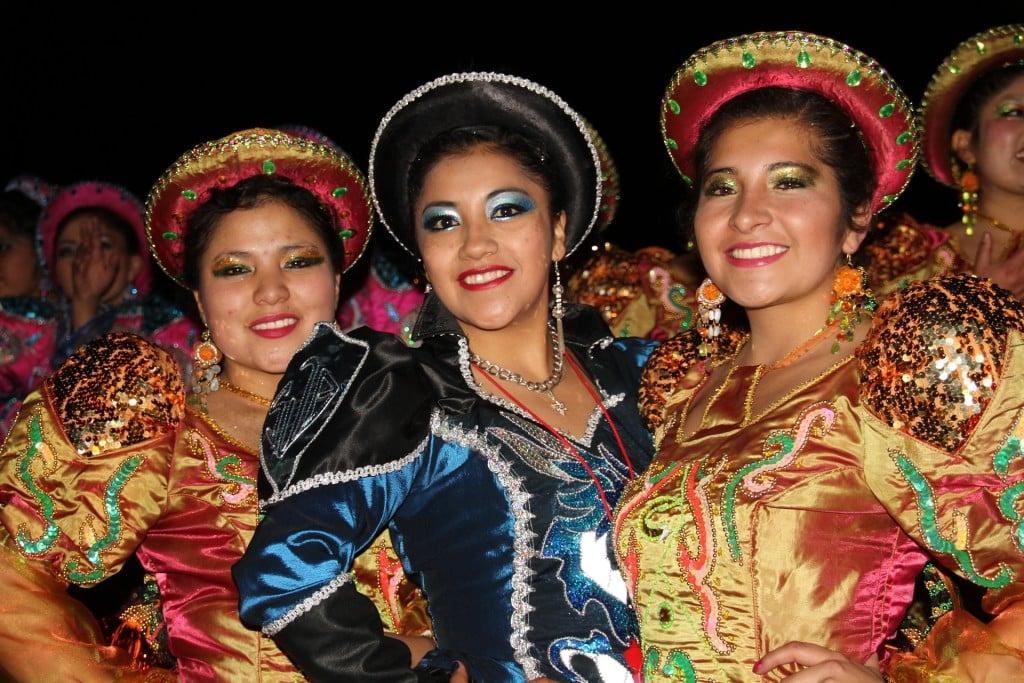 Carnaval de Puno, Perou