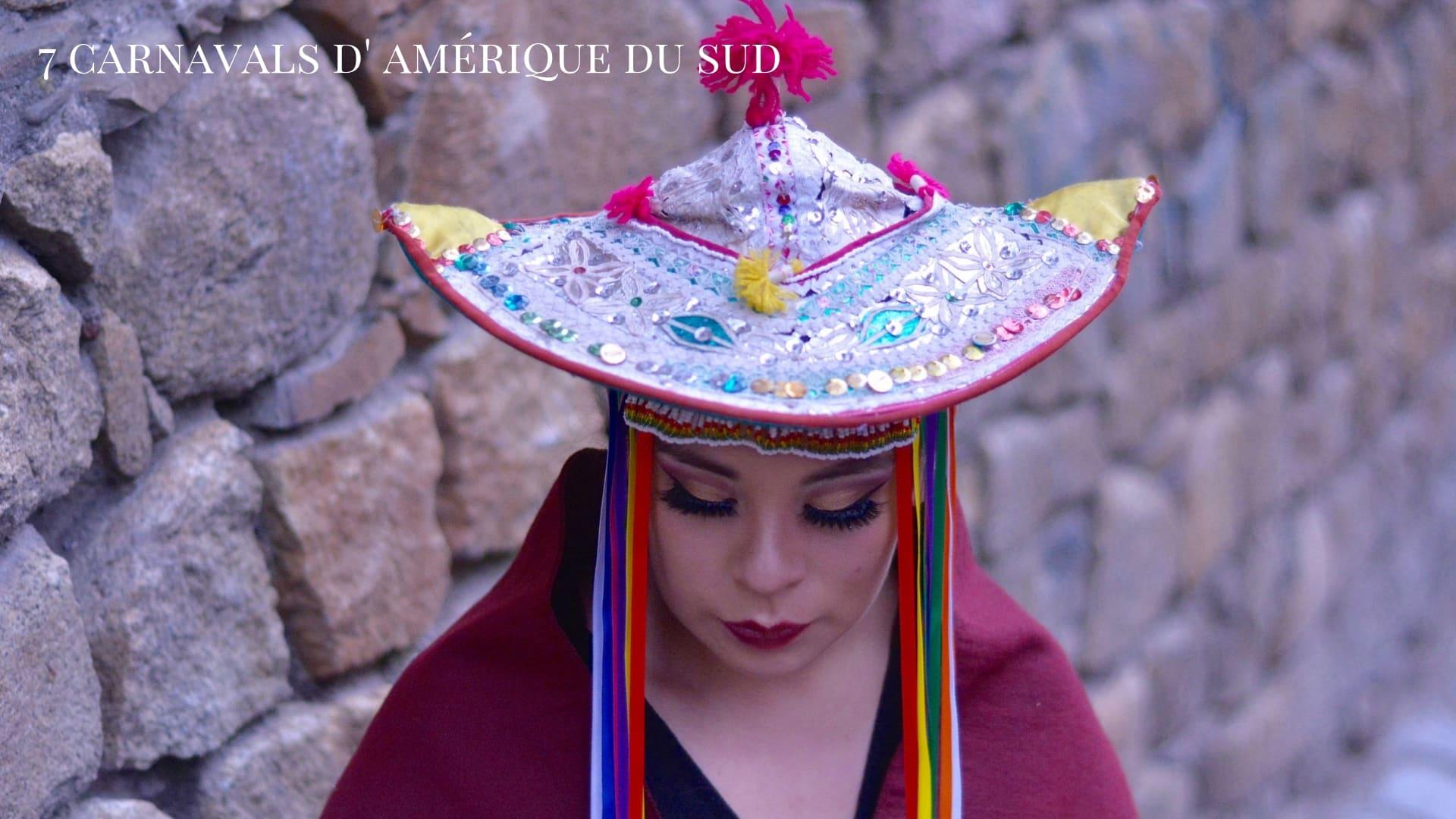 Carnaval Amérique Du Sud