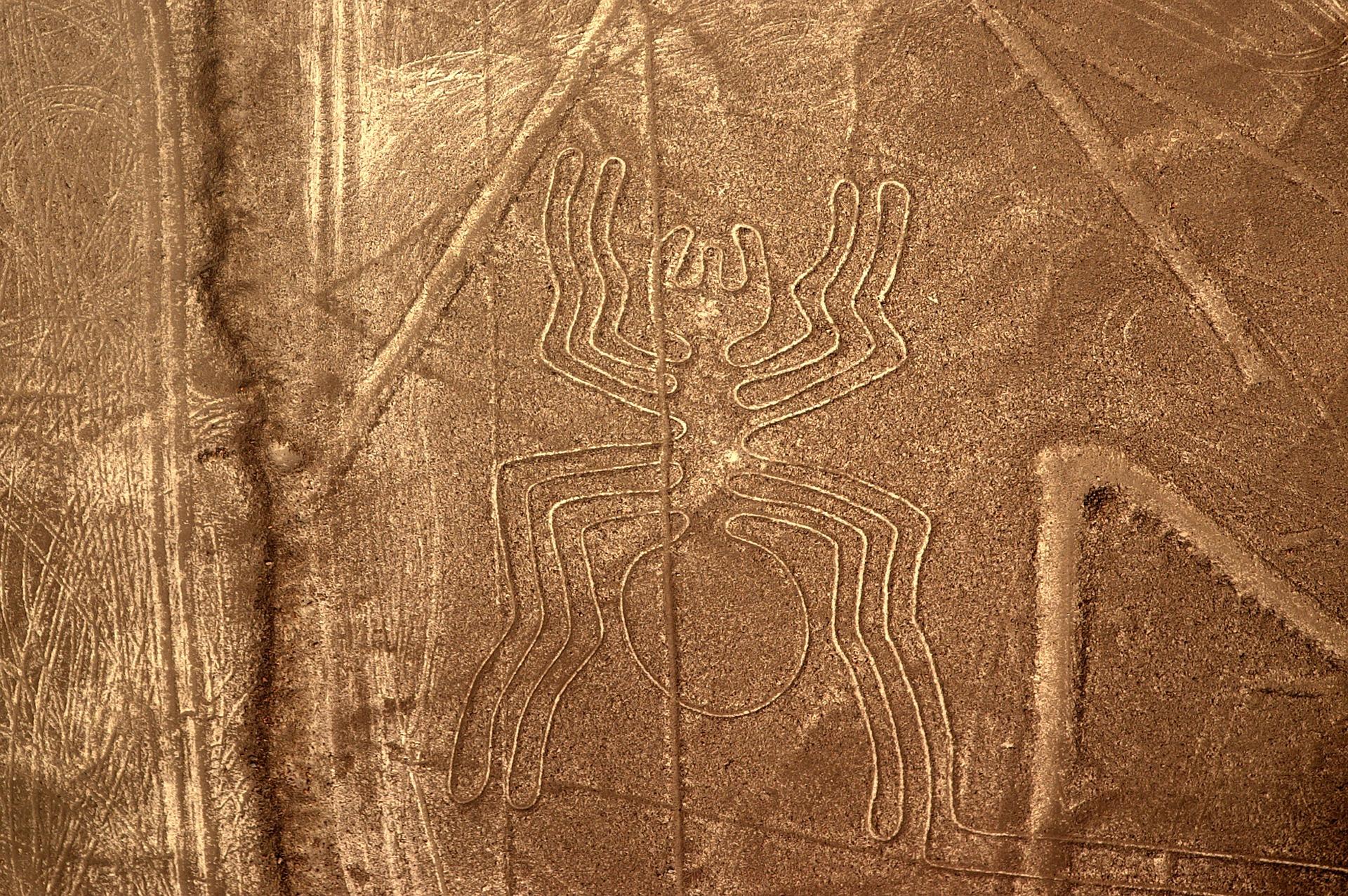 Lignes De Nazca, Voyage Au Pérou