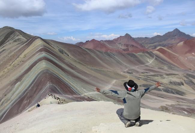 La Montagne Colorée, Voyage Au Pérou