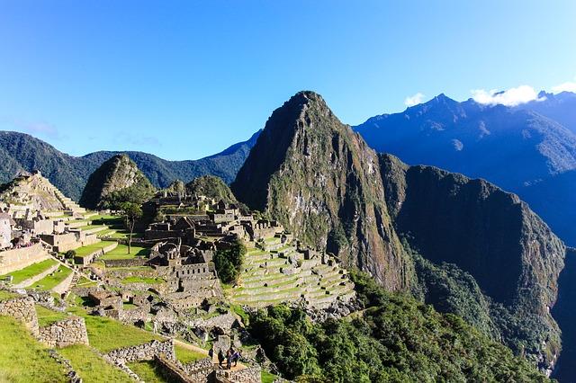 Le Machu Picchu, dans la vallée sacrée, au Pérou