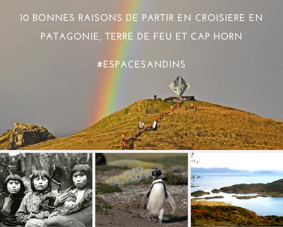 Raisons De Partir En Croisière Patagonie Terre De Feu Blog Espaces Andins Croisieres Australis