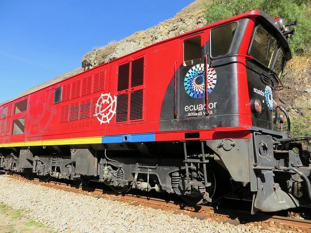 Le Train Des Andes, Equateur
