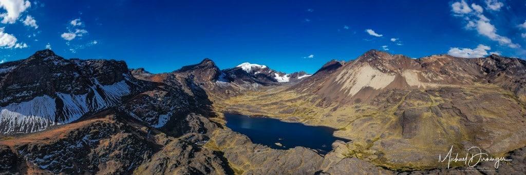 un des endroits secrets d'Andean expéditions