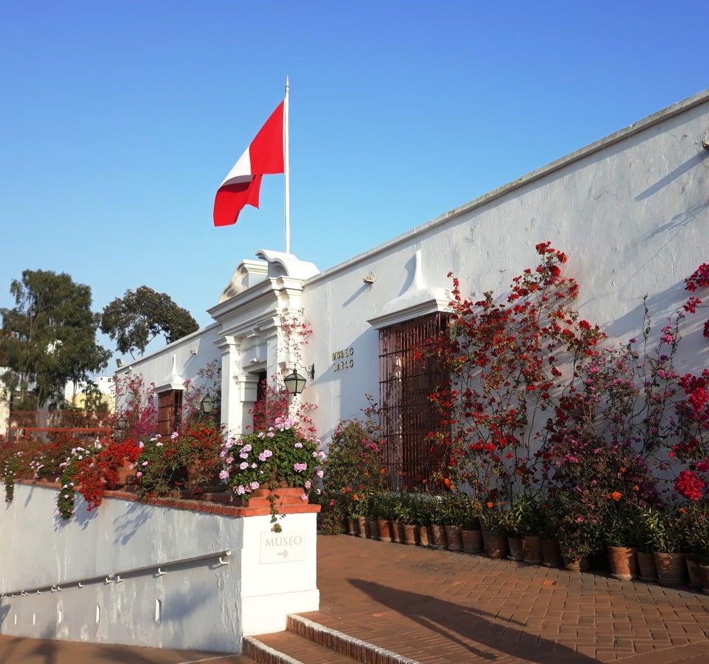 Musée larco, Lima, Perou
