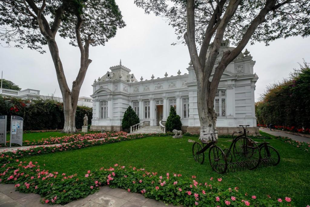Musée Pedro de Osma à Lima, quartier Barranco