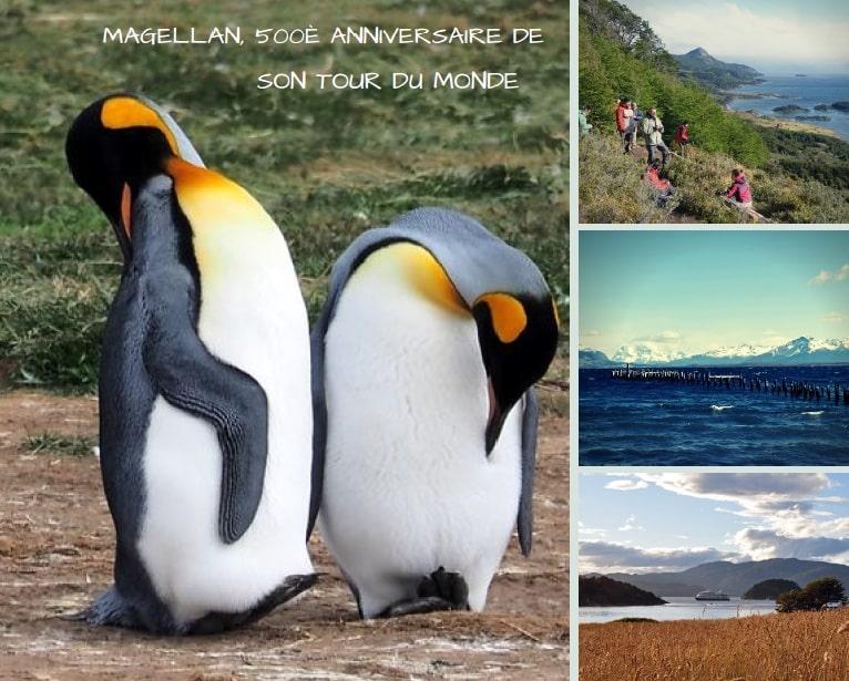 Magellan, 500ème Anniversaire De La 1ère Circumnavigation Autour De La Terre