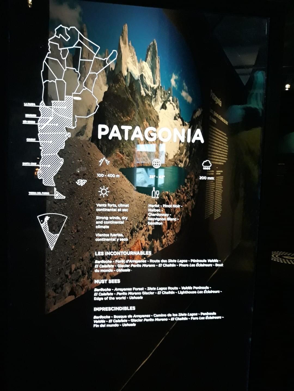 Patagonie Argentine Terre De Contrastes Bordeaux Cité Du Vin