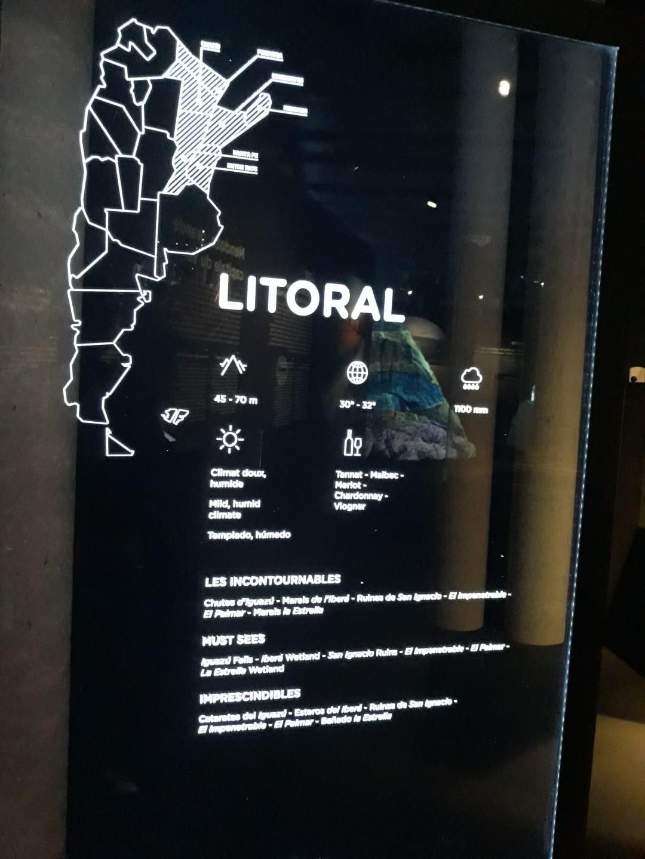 Littoral, Argentine, Voyage,
