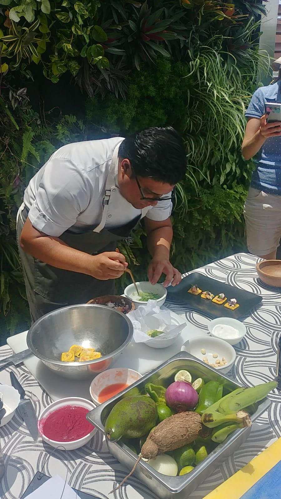 Cours Cuisine Equateur