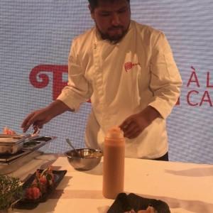 Master Class Restaurant Manko Perou A La Carte