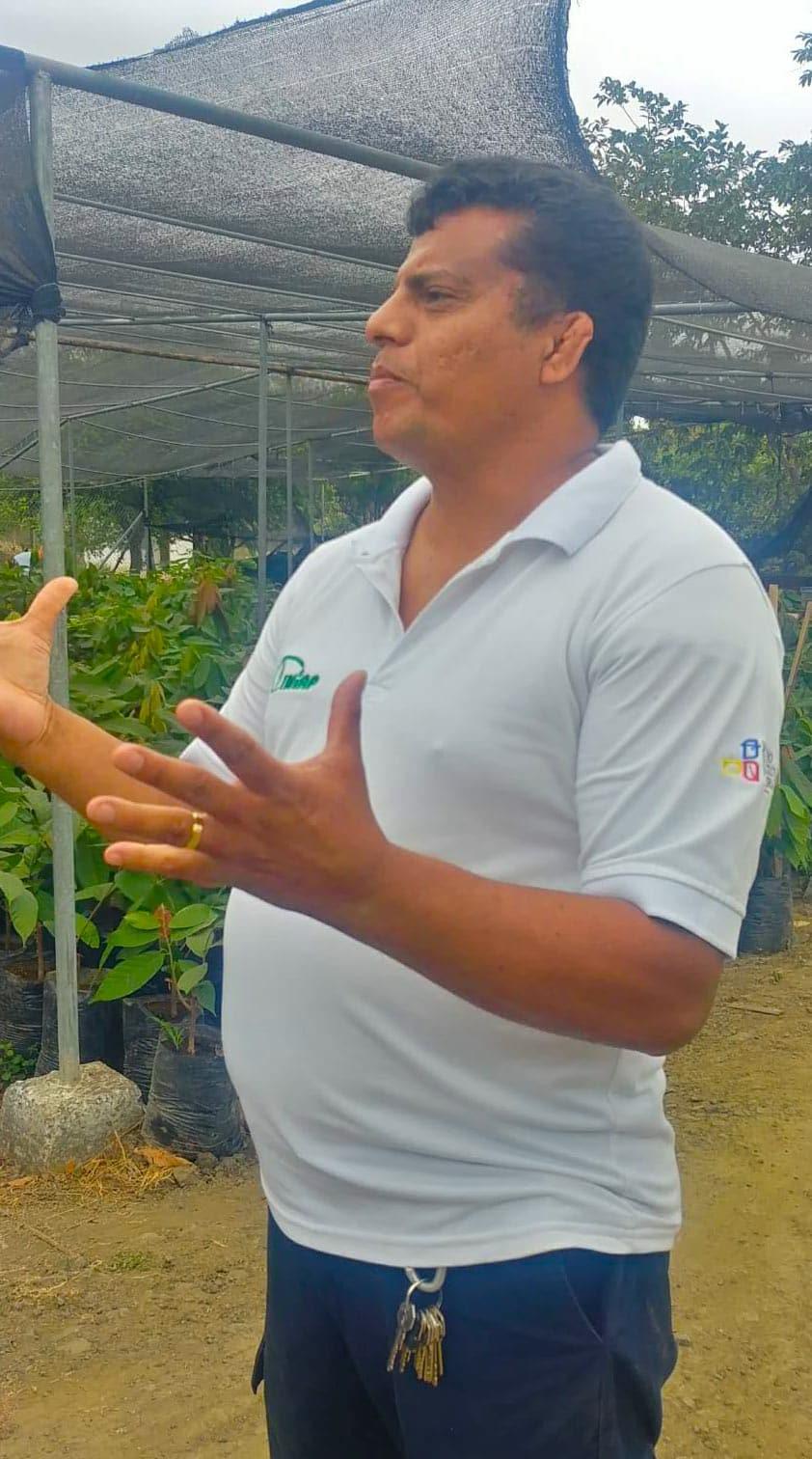 Visite Fabrique Cacao En Equateur, Voyage Avec Espaces Andins