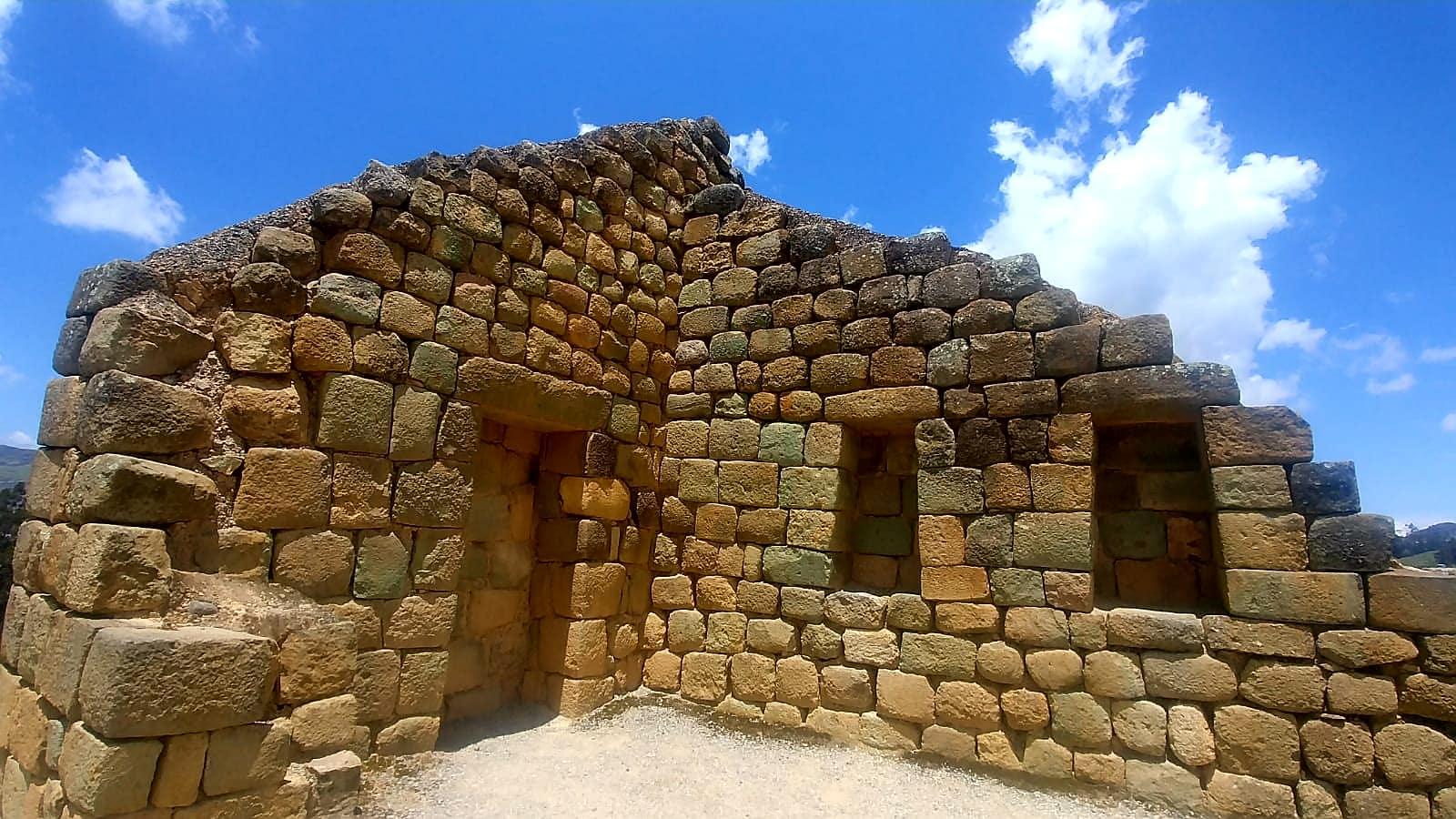 Site Ingapirca équateur
