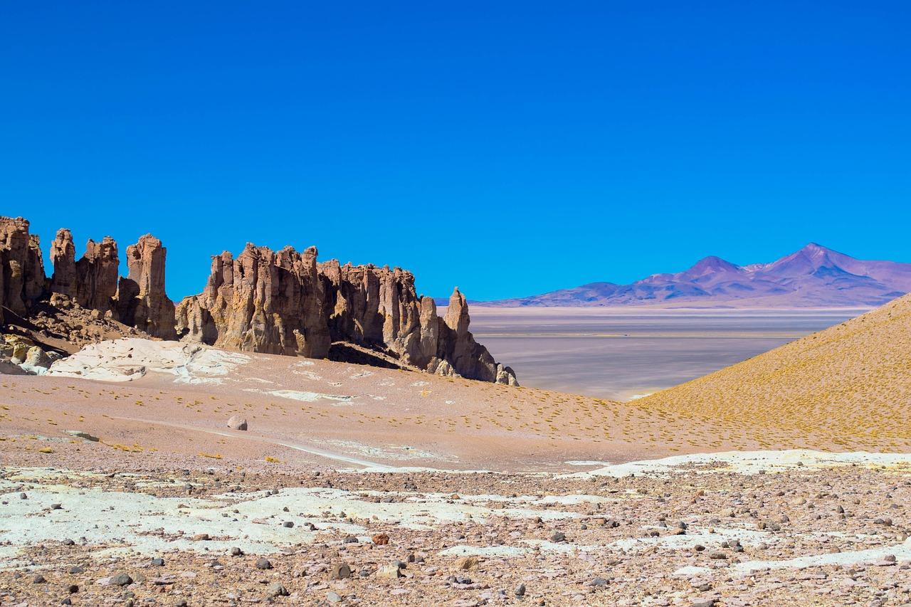 CHILI, PATAGONIE ET DESERT D'ATACAMA