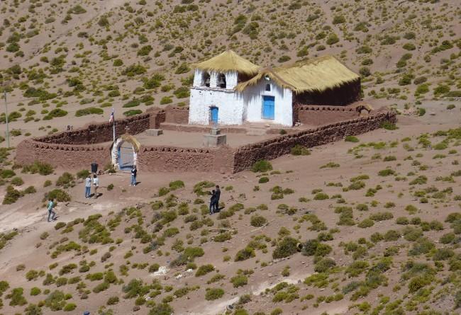Mâchura Dans Le Désert Atacama Voyage Espaces Andins