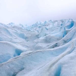 Trekking Sur Le Glacier Perito Moreno, En Patagonie Argentine