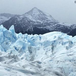 Trekking Sur Le Glacier Perito Moreno Par Nos Deux Clientes En Patagonie