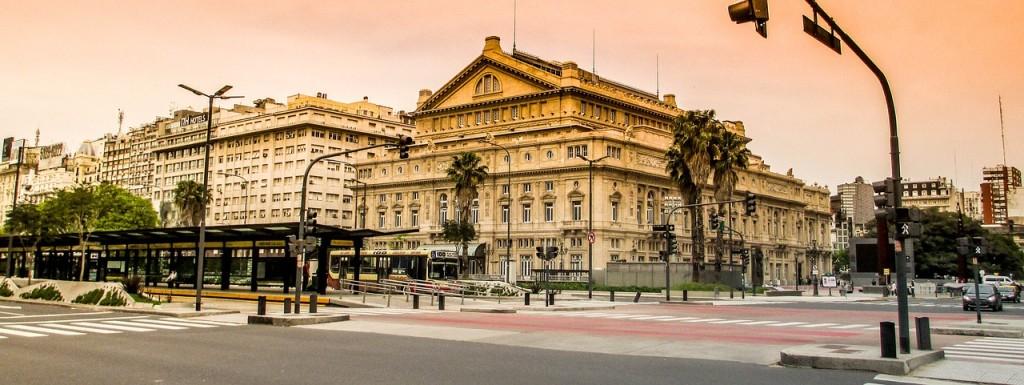 Theatre Colon, l'un des plus beaux théâtres au monde, en Argentine