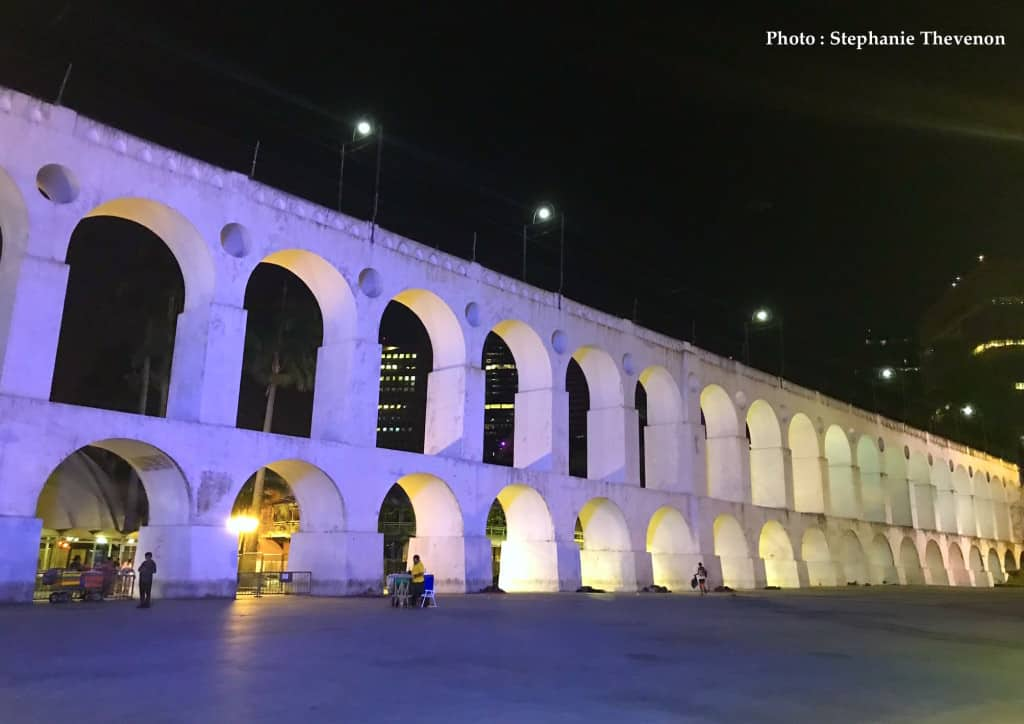 Arches Rio Lapa Brésil